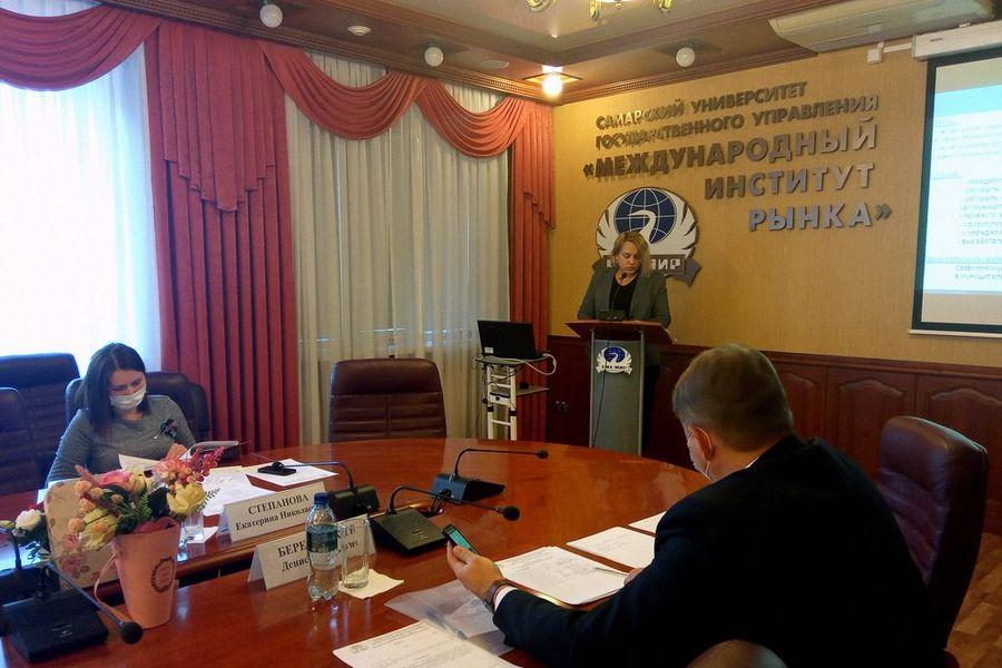 ИГиМС – партнер Администрации г.о. Самары в сфере профессионального развития муниципальных служащих